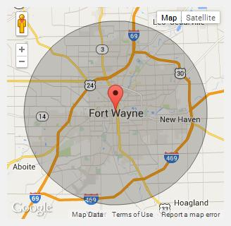 Fort Wayne IN USA