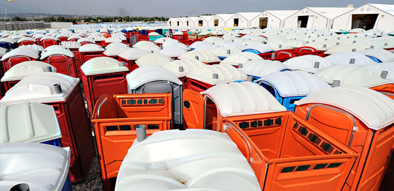 Champion Portable Toilets in Huntington,  IN